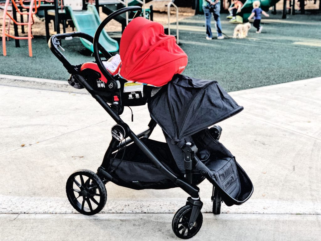Baby Jogger City Select Lux Double Stroller Review With