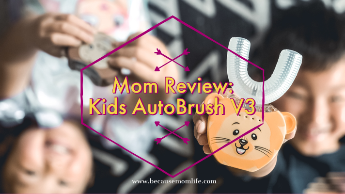 Mom Review: Autobrush V3 For Kids